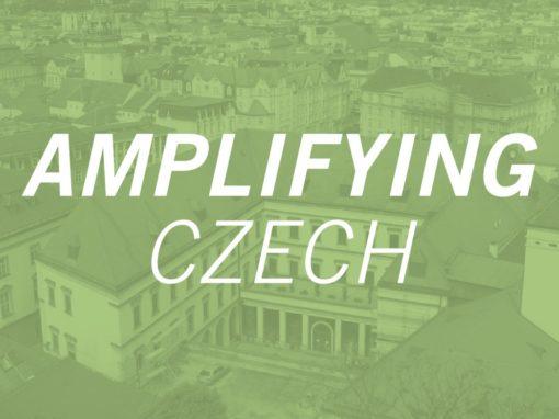 Amplifying Czech