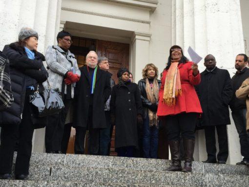 In Ferguson, Missouri: committing to bear witness