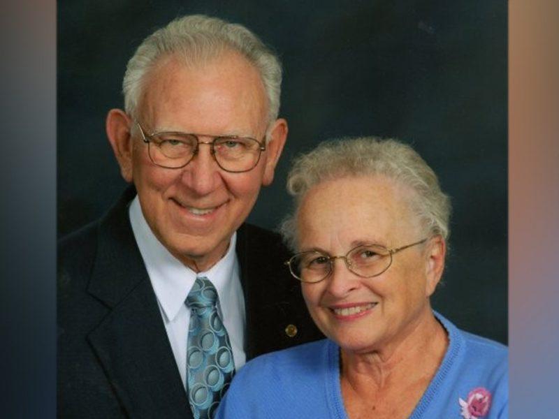 Faithful missionary passes onto heaven