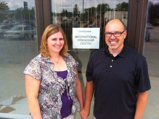 "Canadian church planters welcoming Winnipeg ""strangers"""
