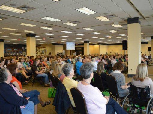 Women experience hope together at annual Carolina Women's Retreat