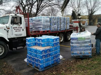 West Virginia crisis: a cup of cold water means more than you think