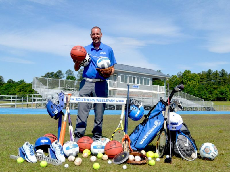 SWU athletic director named NCCAA president