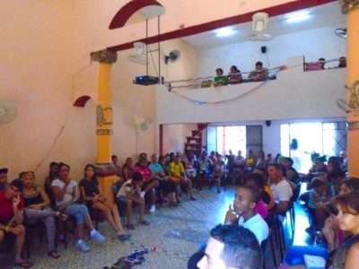 West District Youth Convention held in Cuba