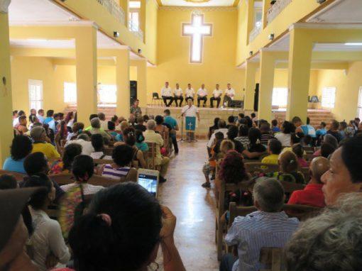 New Cuba church building: first since 1959