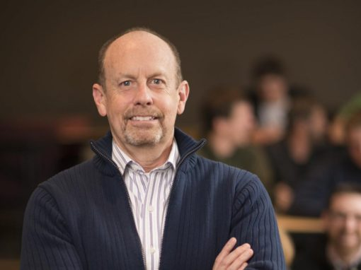 David Smith new academic dean for Wesley Seminary