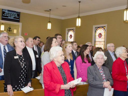 SWU dedicates Nicholson-Mitchell Christian Ministry Center