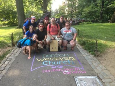 Denton Wesleyan models urban ministry well