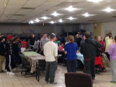 North Carolina East church gives generously in Brooklyn