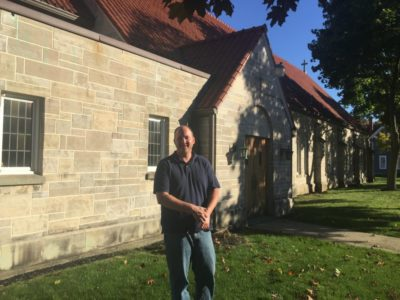 Hornell, NY: I don't have a church