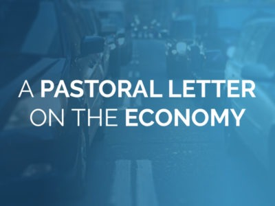Pastoral Letter on the Economy