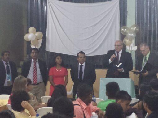 Ecuadorian pastors make history