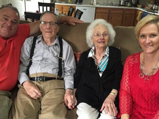 Former missionary couple passes within one week of each other