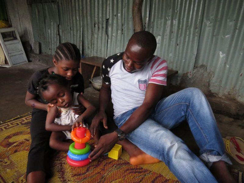 No longer abandoning disabled children in Sierra Leone