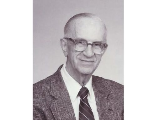 Ermal L. Wilson, missionary statesman, dies