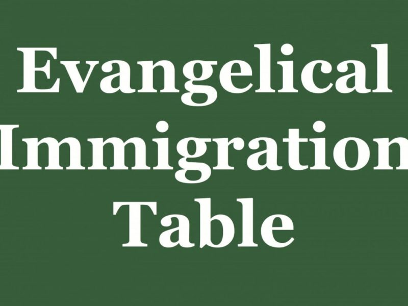 Indiana Evangelical Leaders to Call for a Vote on Immigration Reform