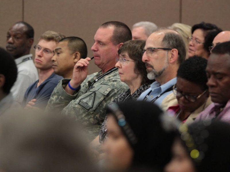 Faithful presence seminar a powerful example