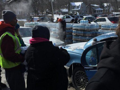 Wesleyan response to Flint crisis has impact