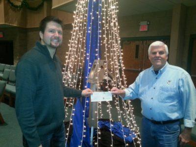 North Michigan church's generosity benefits many