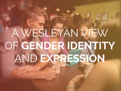A Wesleyan View of Gender Identity and Expression