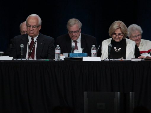 The 2016-2020 General Board of The Wesleyan Church is elected