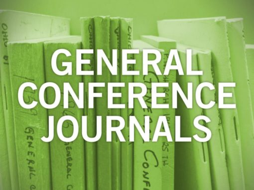 General Conference Journals