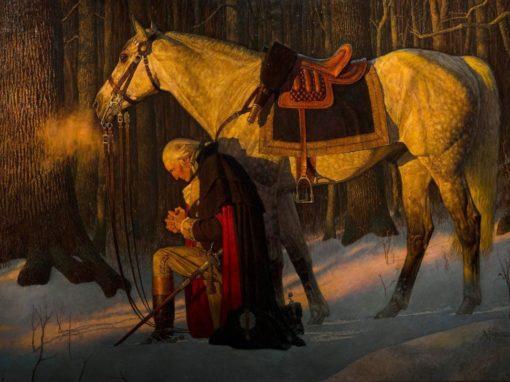 A president's prayer