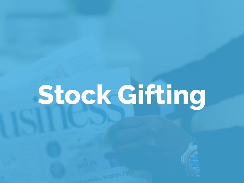 Stock Gifting