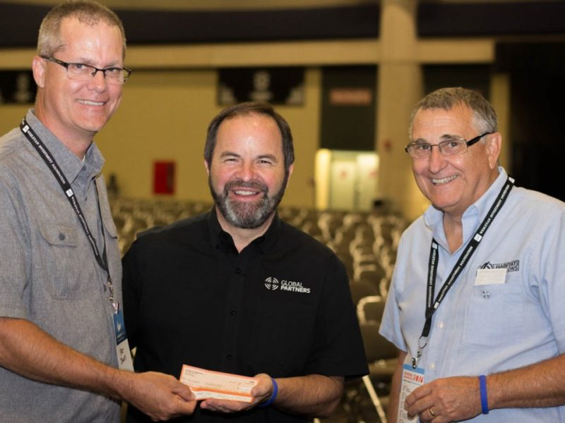 Habitat for Missions commits $500,000 for Global Partners missionaries