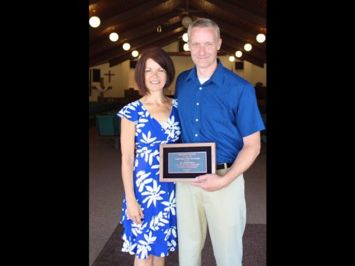 Houghton College names Youth Pastor of the Year