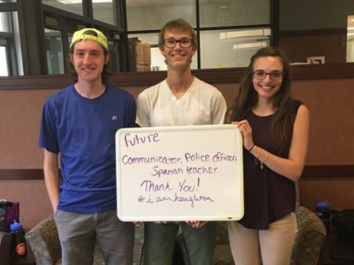 Houghton College raises $800,000+ in giving challenge