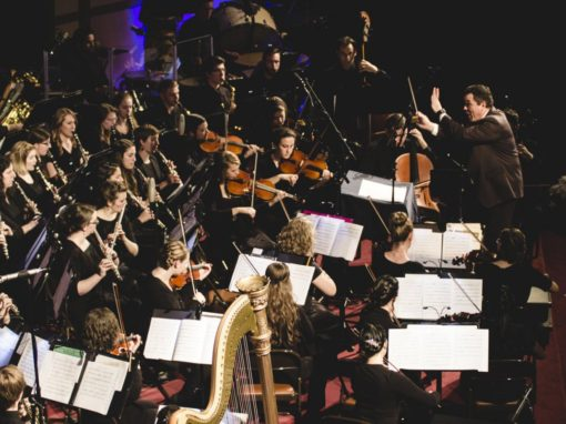Houghton School of Music ranked no. 2