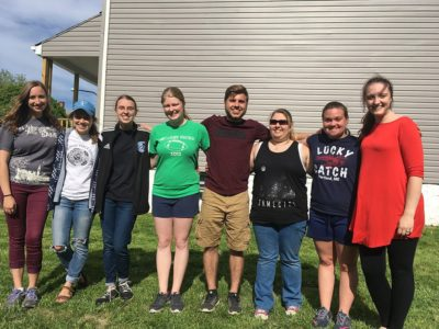 Future educators from Houghton College experience urban America