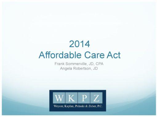 Wesleyan pastors participate in webinar on Affordable Care Act