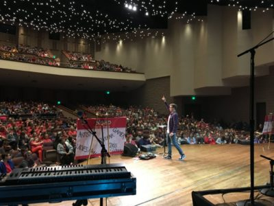 4,000+ attend youth events at IWU