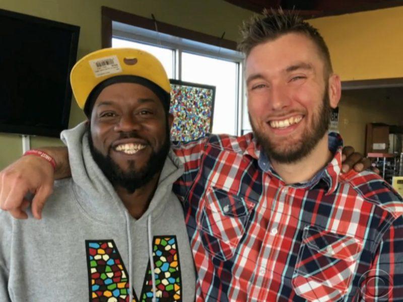 CBS Evening News profiles two Wesleyans in Benton Harbor, Michigan