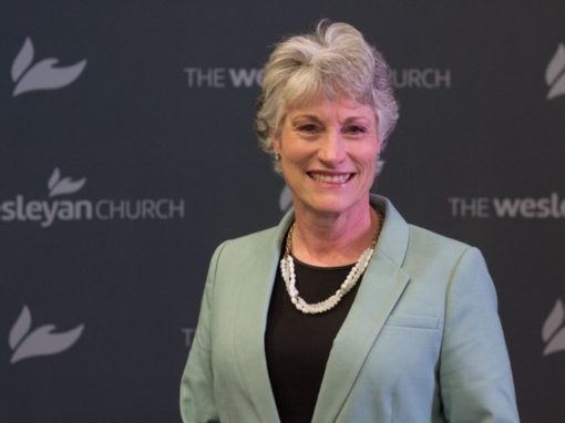 General Conference elects Janelle Vernon to general office