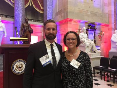 Wesleyan attends National Day of Prayer in D.C.