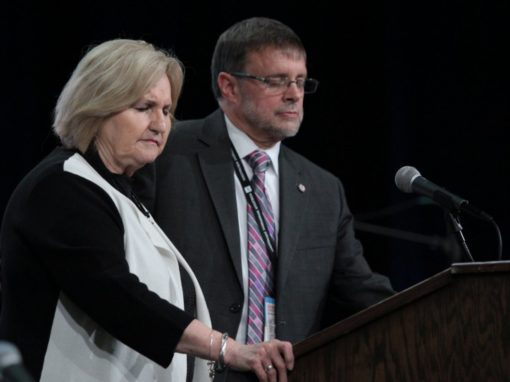 Dr. Jo Anne Lyon to serve as interim leader of Wesley Seminary