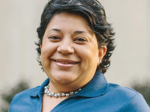 Pastor Johanna Rugh
