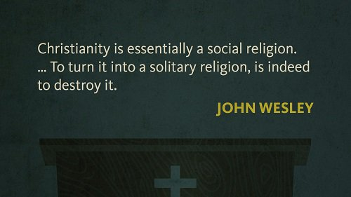 John Wesley's Heart for Justice