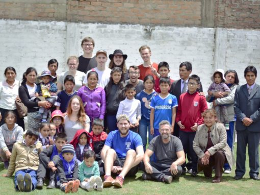 43 Peruvians accepted Christ during Kingswood missions trip