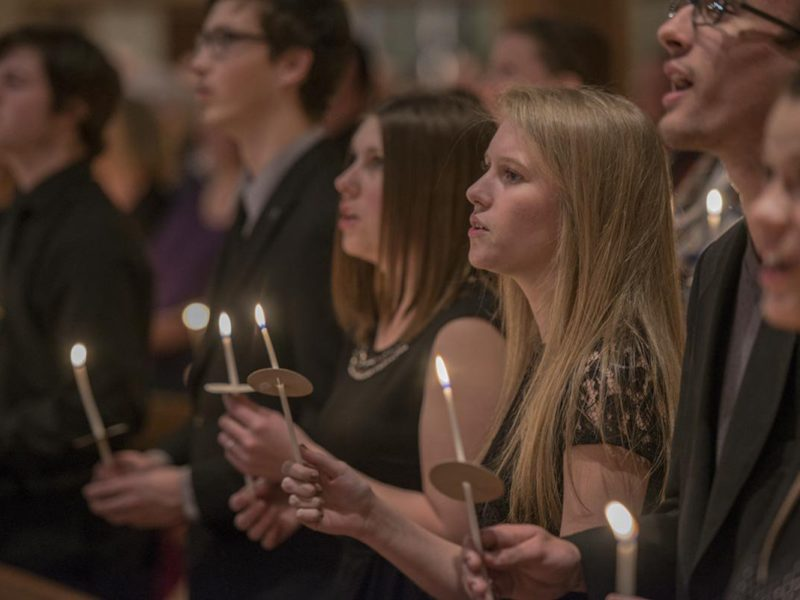 Kingswood annual carol service a favorite