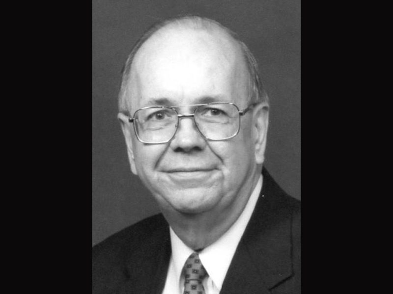 Former General Superintendent Dr. Lee Haines passes