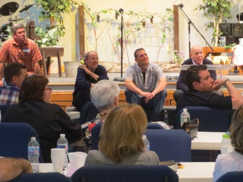 Soul care retreats address pastors' spiritual lives