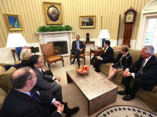 True Power: A Meeting with the President about Immigration