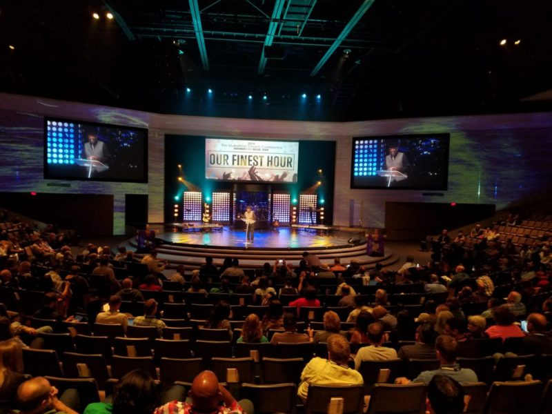 Talking multiethnic ministry at Mosaix Conference
