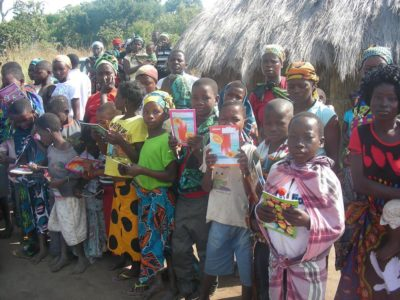 God is moving in Mozambique despite continued troubles