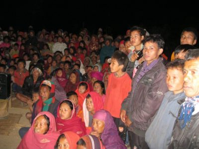 An enemy who is no longer an enemy in Nepal