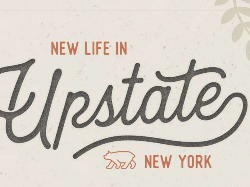 New life in Upstate New York